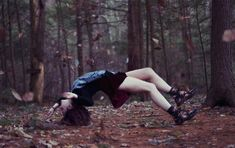 """11 Deeply Unsettling But Strangely Beautiful Photographs To Spook And Intrigue You. This is the work of Christopher McKenney, a conceptual artist from Pennsylvania. He calls his photography style """"horror surrealist"""". Creepy Photography, Horror Photography, Levitation Photography, Surrealism Photography, Dark Photography, Creative Photography, Photography Ideas, Motion Photography, Experimental Photography"""