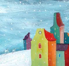 'Snowing' - Jenny Meilihove