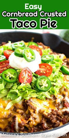 Easy Casserole Recipes, Easy Dinner Recipes, Great Recipes, Fast Recipes, Dinner Ideas, Mexican Dishes, Mexican Food Recipes, Tacos And Burritos, Dinner With Ground Beef