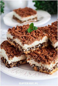 Tarta z mascarpone i jagodami - I Love Bake