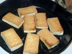 The Best Pan-Fried Tofu