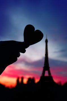 Paris... On t'aime !