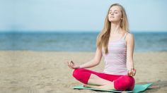 Reduce Uterine Fibroids Naturally With These Yoga Poses #healing #health