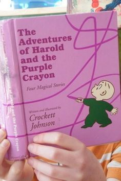 My favorite book when I was a kid