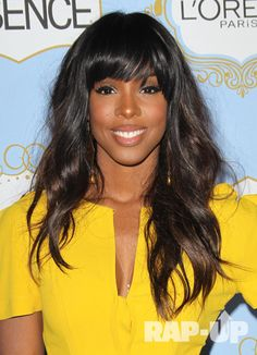 Kelly Rowland is flawless.