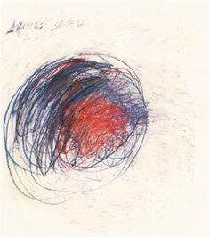 Fifty Days at Iliam. Shield of Achilles - Cy Twombly  1978