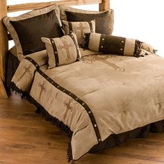 Country western bedding