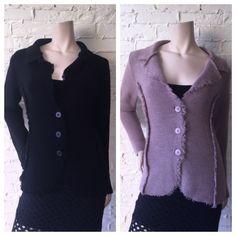 Knits, Cold, Blazer, Knitting, Sweaters, Jackets, Baby, Women, Fashion