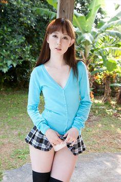 Rina Akiyama.