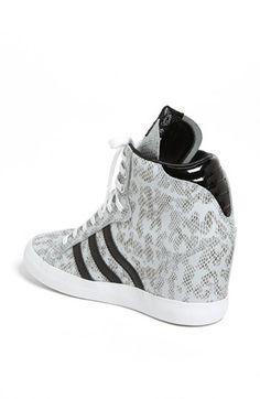1359ca837391 adidas  Basket Profi  Hidden Wedge Sneaker (Women)