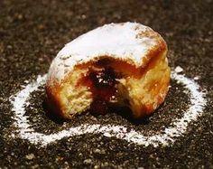 Terrible donut crime