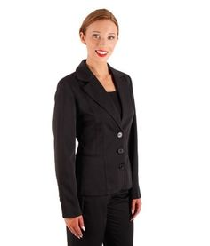 NINA Tailored Fitted Corporate Jacket  What makes the Ultimate Jacket?      Tailored for a perfect fit and super Shape     Stretch Fabric lets you move freely, but let's the body breath.     A mid long line Jacket with a fitted waist compliments your figure with or without heels.  Emily Tailored Fitted Jacket – Black   redthread7.com.au
