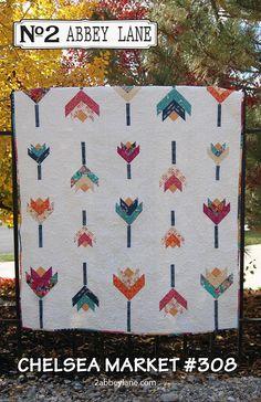 Quilt Pattern Fat Quarter Friendly Beginner Quilt Lap