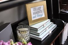 simply organized: One Day I'm Going To Get Organized - Purging Frames