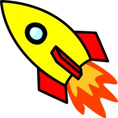 Cartoon Image Of Rocket - ClipArt Best Kids Vector, Vector Free, Spaceship Clipart, Free Pictures, Free Images, Nasa Rocket, Rockets For Kids, Astronauts In Space, Space Travel
