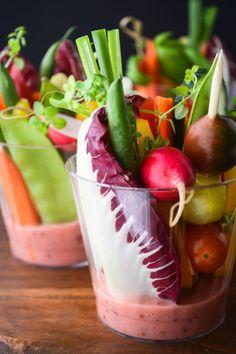 15 Sensational Summer Salads :: Individual Salad Cups