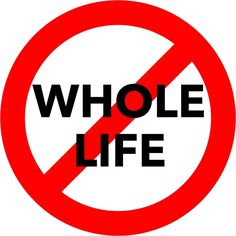 PMD: Just Say NO to Whole Life http://futureproofmd.com/blog/2016/7/23/pmd-just-say-no-to-whole-life