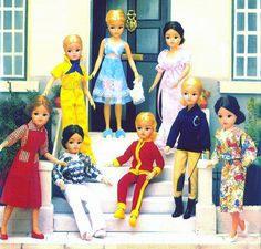 My Sindy - Fashions 1980s