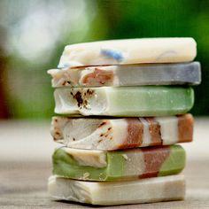 Handmade Soap Samples by FuturePrimitive Soap Co.