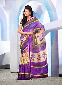 Indian Traditional Designer Ethnic And Classic Pure Cotton Saree Sari