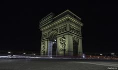 Arc du Triomphe by Gaetano Manitta on 500px