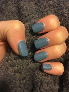 Super Easy Fall Nail Designs for Short Nails – Makeup, Nails and Beauty – Grandcrafter – DIY Christmas Ideas ♥ Homes Decoration Ideas Cute Acrylic Nails, Acrylic Nail Designs, Acrylic Nails For Fall, Acrylic Art, Gray Nails, Blue Gel Nails, Turqoise Nails, Dark Color Nails, Brown Nails