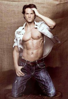 Oh for the love of all thing unholy. Jared ... Mmm.