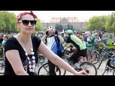 Rekordowa liczba rowerzystów podczas Święta Cyklicznego #ŚwiętoCykliczne #rowery #bikes
