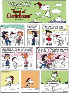 Wish he could thaw mine...Peanuts for 1/11/2015 | Peanuts | Comics | ArcaMax Publishing