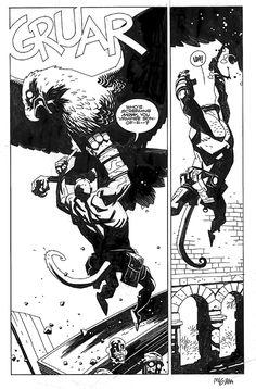 Wake The Devil page Comic Art