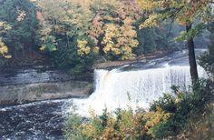 Tahquanomon Falls, Northern Mi