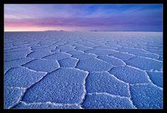 Bolivia. Salar de Uyuni / Солар Уюни