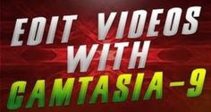 How To Edit Video with Camtasia Studio | it baba