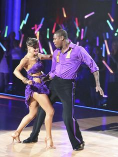 Karina and Jacoby  -  Dancing With the Stars  -  1st night   -  Season 16  -   Spring 2013