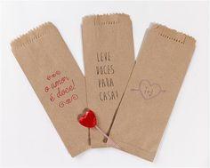 """Saquinhos para doce Foto: Reprodução / <a href=""""http://www.lollilove.com/#!mimos/c1csg"""" target=""""_blank"""">Lolli Love</a>"""