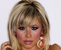 Alexa from Jerseylicious/The Glam Fairy!!! Love her!!!