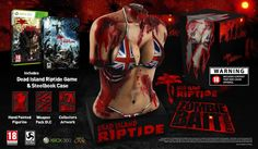Dead Island: Riptide UK Collector's Edition Revealed