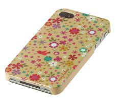 Coque fleurs pour Iphone par Minilabo, 14,50€