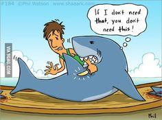 Say NO! to shark finning!!