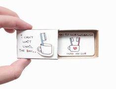 Geestig liefde kaart / verjaardag kaart / kaart voor vrouw /