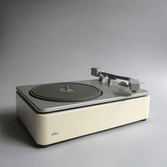 Braun Turntable - Dieter Rams 1962