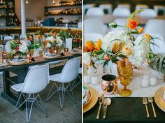 Image result for urban wedding copper