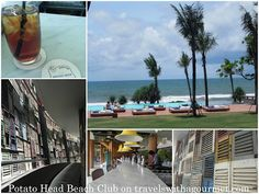 Potato Head Beach Club Bali- is amazing as to is the rest of Bali, a definite must visit