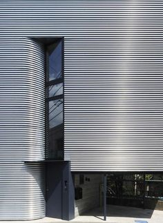 Rosamaria G Frangini | Architecture Facades | Stripes, black & white |