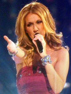 See Celine Dion in concert before I die.