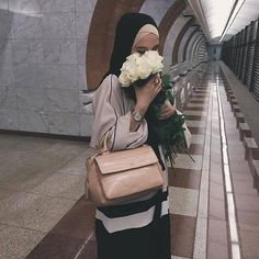 Niqab Fashion, Muslim Fashion, Modest Fashion, Muslim Girls, Muslim Couples, Muslim Women, Hijabi Girl, Girl Hijab, Hijab Dress