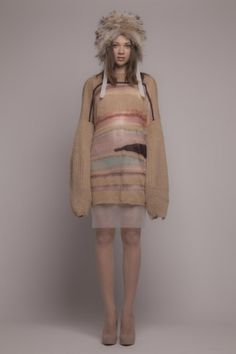 Nicole Bradshaw- graduate 2010- Kingston University Fashion
