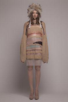 Nicole Bradshaw- graduate 2010- Kingston University Fashion