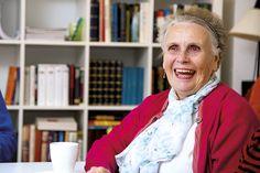 """#Seniorielämää Eloisa-kodissa: """"Eloisa-koti on unelmieni täyttymys."""" #seniorikoti #senioriasunto"""