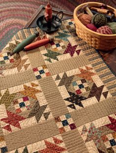 I love everything about this quilt!!!
